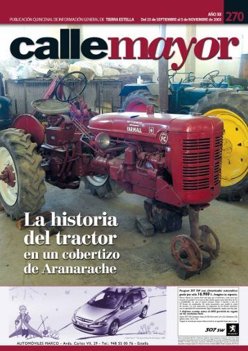 deportes - REVISTA CALLE MAYOR