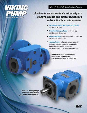 Bombas de lubricación de alta velocidad y uso ... - Viking Pump