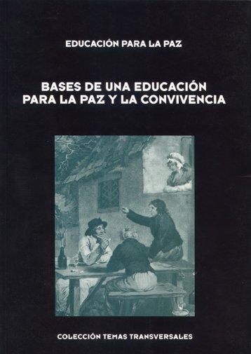 Bases de una Educación para la Paz y