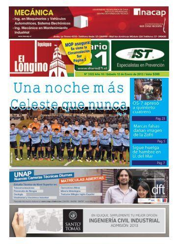 MOP asegura: - Diario 21
