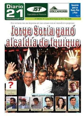 Concejales electos: - Diario 21