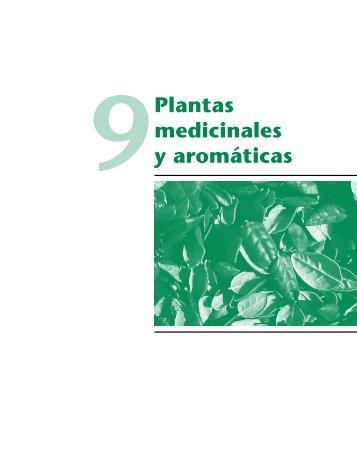 Plantas medicinales y aromáticas - Fia