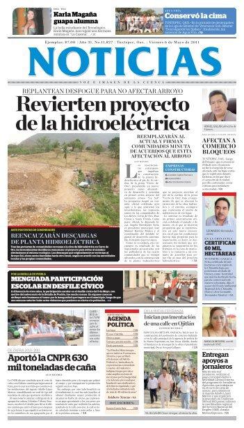 NOTICIAS Voz e Imagen de la Cuenca