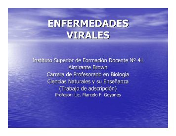 ENFERMEDADES VIRALES - Korion