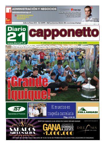 81 muertos en tragedia carcelaria - Diario 21