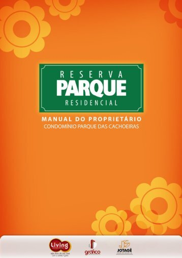 Manual do proprietario Reserva Parque - Parque das Cachoeiras