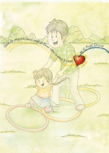 Guía de orientaciones para el buen trato a niños y niñas en el Nivel ...