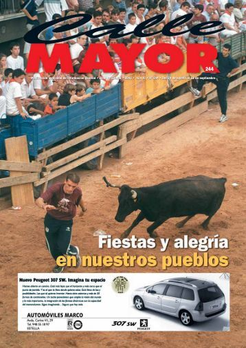 CME 244 - REVISTA CALLE MAYOR
