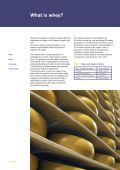 Whey in Animal Nutrition - A Valuable Ingredient - Euromilk - Page 4