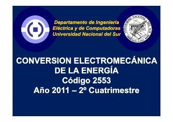 Introducción - Departamento de Ingeniería Eléctrica y de ...