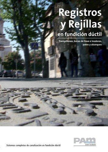 Registros y Rejillas - Easy catalogue