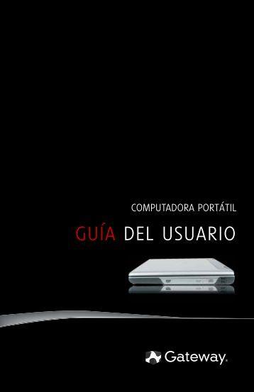 GUÍA DEL USUARIO - Gateway