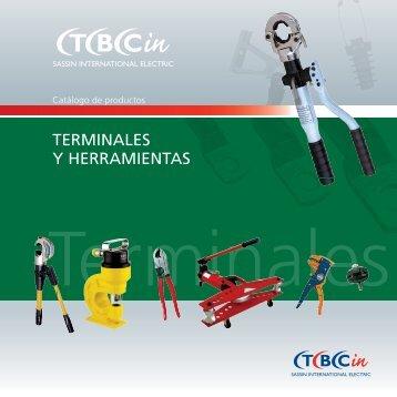 Catalogo Herramientas y Terminales®
