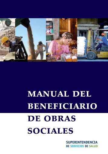Manual del Beneficiario - Superintendencia de Servicios de Salud