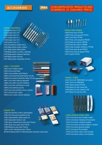 catalogo todas las marcas - Artipelu
