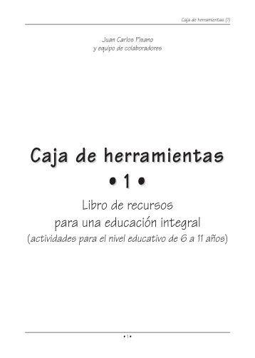 Caja de herramientas • 1 • - Fe y Alegria Argentina