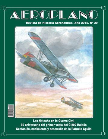 aeroplano número 30 año 2012 - Portal de Cultura de Defensa ...