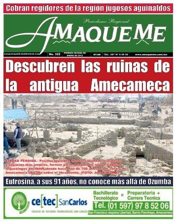 Amecameca ubicada sobre el - Amaqueme.com.mx