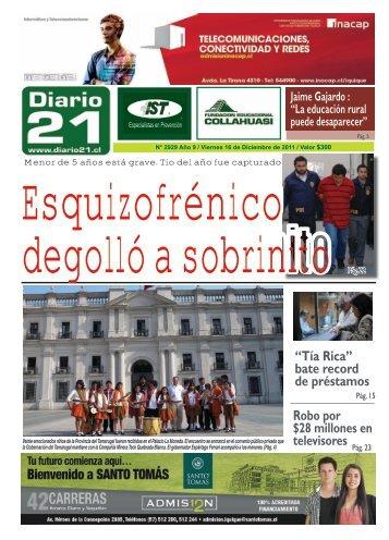 """""""Tía Rica"""" bate record de préstamos Robo por $28 ... - Diario 21"""