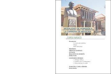 CURSO BÁSICO - Facultad de Medicina