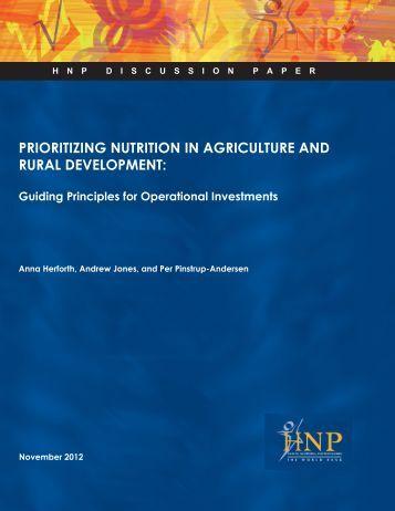 Agriculture and rural development global donor platform - Usdaruraldevelopment paint ...
