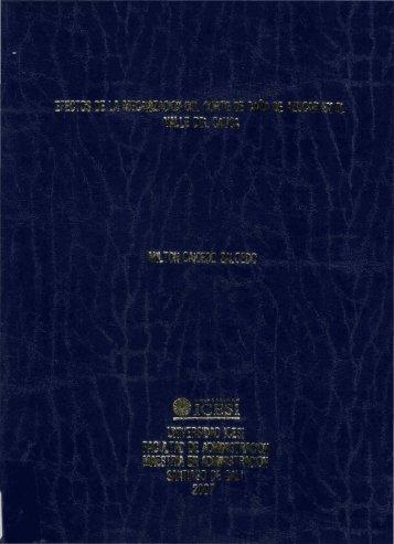 f - Biblioteca Digital - Universidad Icesi