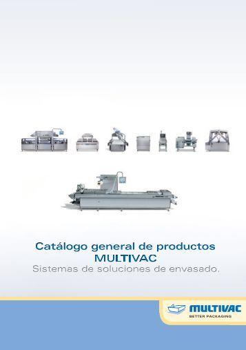 Catálogo general de productos MULTIVAC (3 MB)