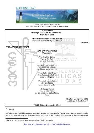 Lectionautas 2013 pdf