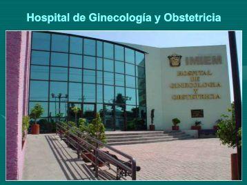 Hospital de Ginecología y Obstetricia - Secretaría de Salud del ...