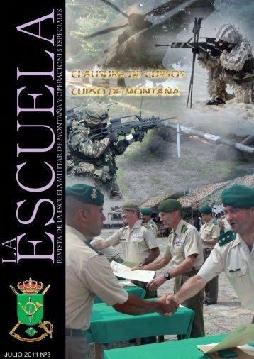 Curso Básico Instructor - Ejército de tierra - Ministerio de Defensa