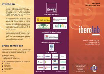 iberolab - Red de Laboratorios Agroalimentarios