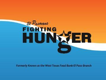 El Paso West Texas Food Bank