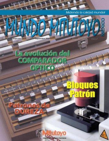 Bloques Patrón Bloques Patrón - Centro Metrológico de México