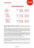 Press Release - Air Asia - Page 2