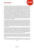 Press Release - Air Asia - Page 5
