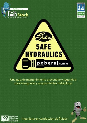Guia de Mantenimiento preventivo y seguridad para mangueras