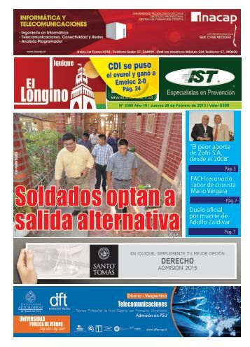 CDI se puso - Diario Longino