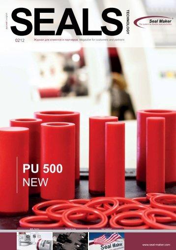 pu 500 - Seal Maker Produktion und