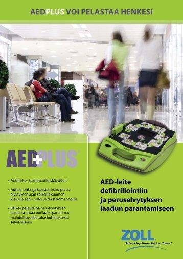 AED Plus - Securitas