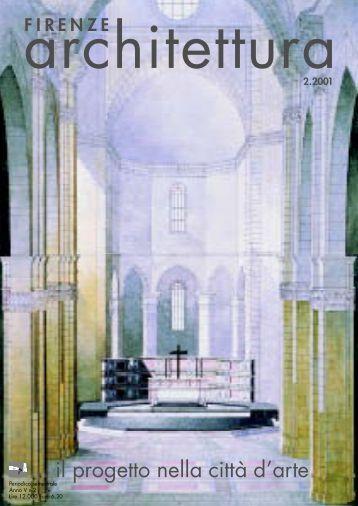 letture - Dipartimento di Architettura - Università degli Studi di Firenze