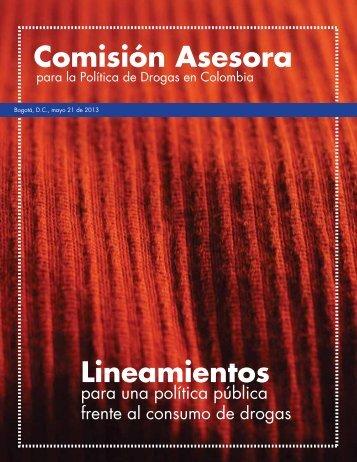 Comisión Asesora Lineamientos