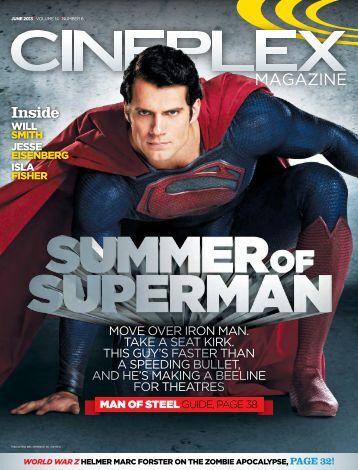 Cineplex Magazine June2013