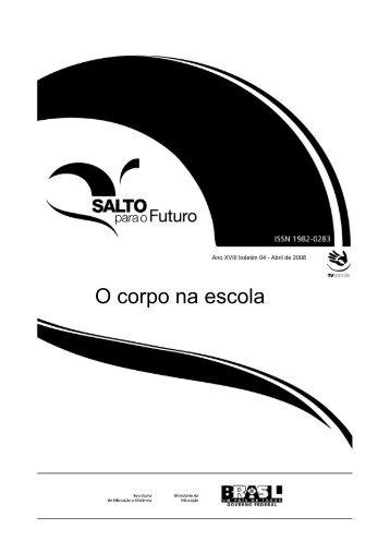 O corpo na escola - TV Brasil