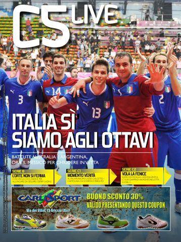 Qui - Calcio a 5 Live