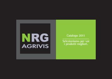 Catalogo (PDF) - NRG AGRIVIS