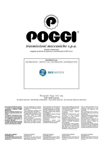 © Copyright - Poggi - 2012 - Italy Tutti i diritti riservati ... - SKS Sweden
