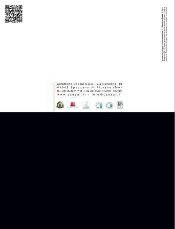 pdf catalogo - Ceramiche Caesar