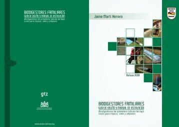 6. Manual de instalación de biodigestores familiares - proagro
