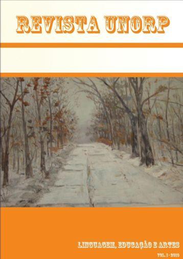 Linguagem, Educação e Artes - Vol.1 - 2010 - Unorp