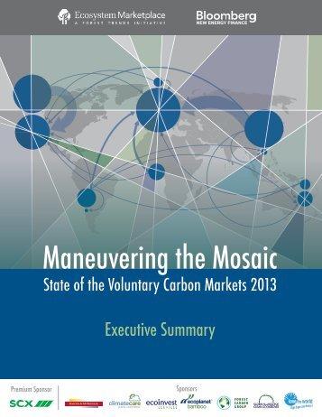 Maneuvering the Mosaic